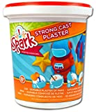 Colorbok Strong Cast Plaster 2lbs (42469-06TA)