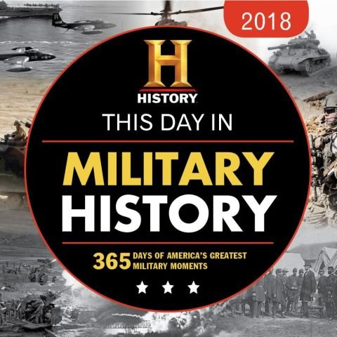 Cheap 2019 This Day in U.S. Military History PAGE-A-DAY Daily Box/Desk Calendar for cheap