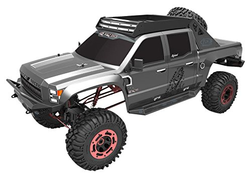 Rc Red Cat Racing Body (Redcat Racing Clawback Crawler, Gunmetal)