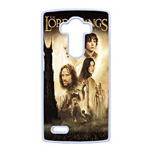 Protection Cover Sogif LG G4 Cell Phone Case White the lord of the rings the two towers movie Protection Cover
