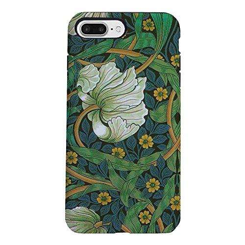 CafePress - Tulip Charms II - iPhone 8 Plus / iPhone 7 Plus Phone Case, Phone Shell (Botanical Vine Wallpaper)