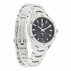Tag Heuer Link Calibre 6 automatic-self-wind mens Watch WAT2110.BA0950 (Certified Pre-owned)