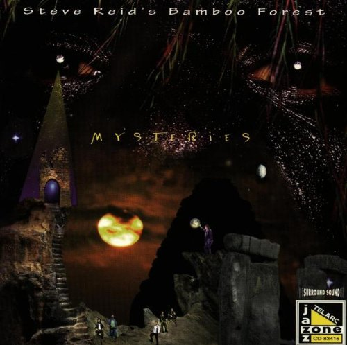 Reid, Steve Bamboo Forest Mysteries Jazz Rock/Fusion