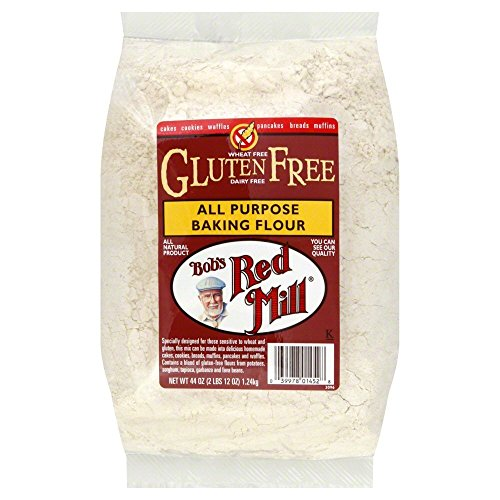 Bobs Red Mill Flour, All Purpose, Gluten Free 44.0 OZ(Pack of 3)