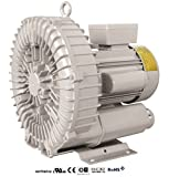 Pacific Regenerative Blower PB-201 (HRB-201), Ring, Side channel, Vacuum Pressure Blowers
