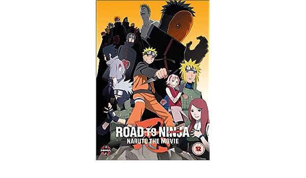 Naruto The Movie: Road To Ninja DVD by Emi Shinohara: Amazon ...