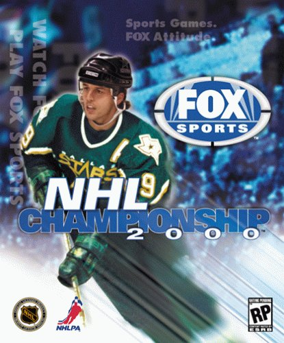 Skate Hockey Outlet - NHL Championship 2000