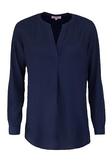 Lieblingsstück - Camisas - Básico - cuello mao - para mujer