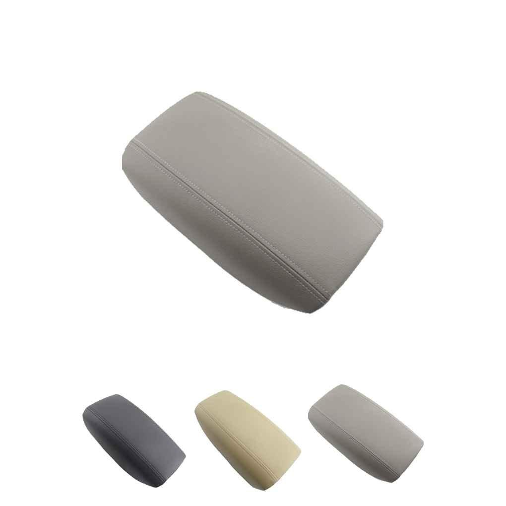Provide The Best Apoyabrazos de Cuero Cubierta de la Caja Consola Central Cubierta de la Tapa de Accesorios de Coche para 1999-2006 Volvo S80