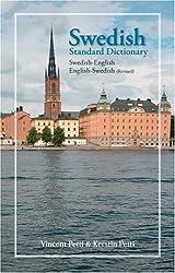 English-Swedish, Swedish-English Dictionary (Hippocrene Standard Dictionaries)