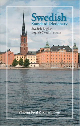 Swedish/English-English/Swedish Standard Dictionary (Hippocrene Standard Dictionary)