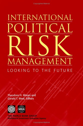 International Political Risk Management  Looking To The Future