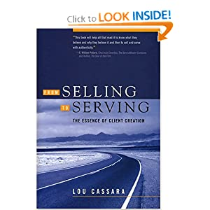 From Selling to Serving: The Essence of Client Creation