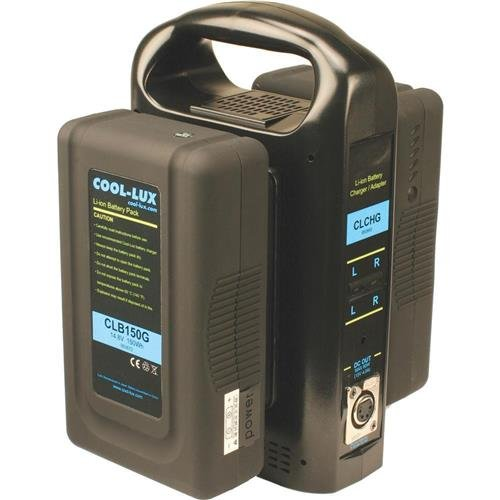 Cool-Lux Anton Bauer Gold Mount Dual Battery Charger by COOL-LUX (Image #1)