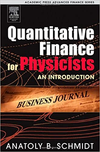 Quantitative finance for physicists an introduction academic press quantitative finance for physicists an introduction academic press advanced finance 1st edition fandeluxe