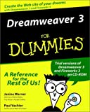 Dreamweaver 3 for Dummies, Janine Warner, 0764506692