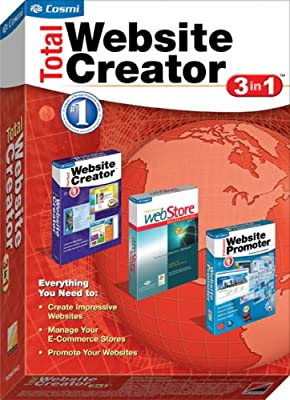Total Website Creator 3 in 1