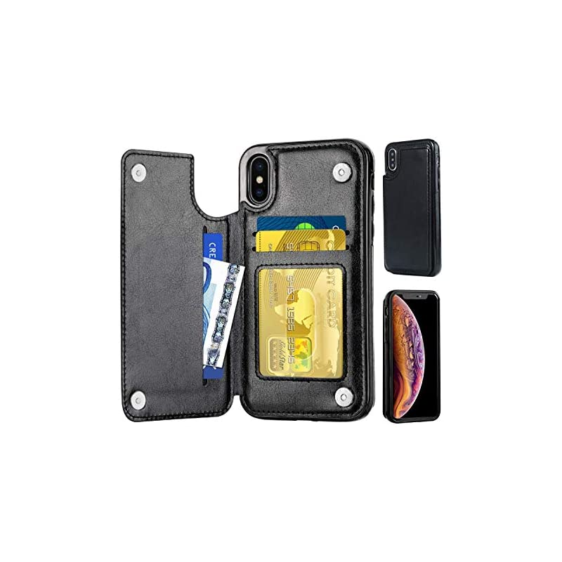 CreaDream Case for iPhone Xs Max Wallet