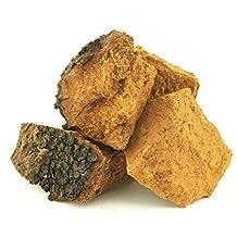 Tao Chaga Wild Harvest Canadian Chaga Mushroom (Inonotus obliquus) Chunk - 1 lb (454 g)