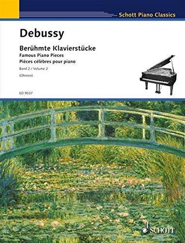 Berühmte Klavierstücke: Band 2. Klavier.: Piano Works (Schott Piano Classics)
