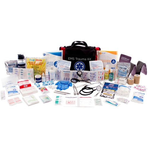 Deluxe EMS-style Emergency Trauma Supply Kit by MegaDeal