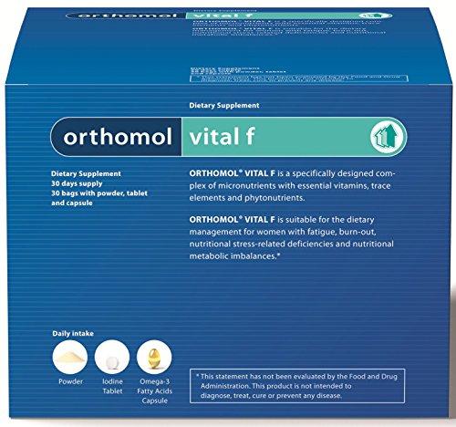 Original Orthomol Vital f – Powder For Sale
