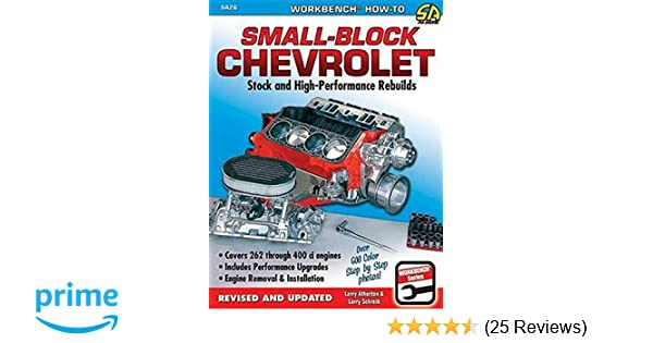 Chevrolet Small Block Engine Stock High Performance Rebuilds Overhaul Modify
