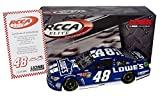 AUTOGRAPHED 2013 Jimmie Johnson #48 Team Lowes Racing (Hendrick Motorsports RCCA ELITE Signed Lionel Collectibles 1/24 NASCAR Diecast Car with COA (#216 of only 300 produced!)