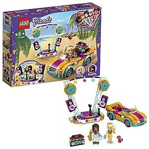 LEGO Friends Andrea's Car &...
