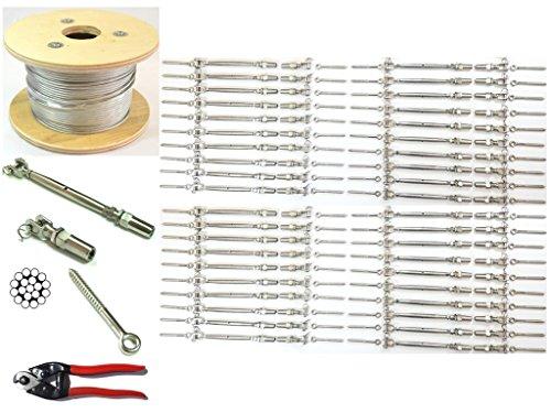 (1/8 Cable Railing Kit 36