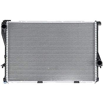 Radiator For BMW 525i 528i 530i 540i 545i 740i 740iL 750iL M5 Z8 L6 V8 V12