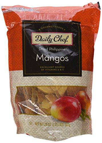 Daily Chef Dried Philippine Mangos