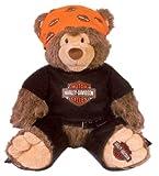 "Harley Biker Club ""Harley"" Bear"
