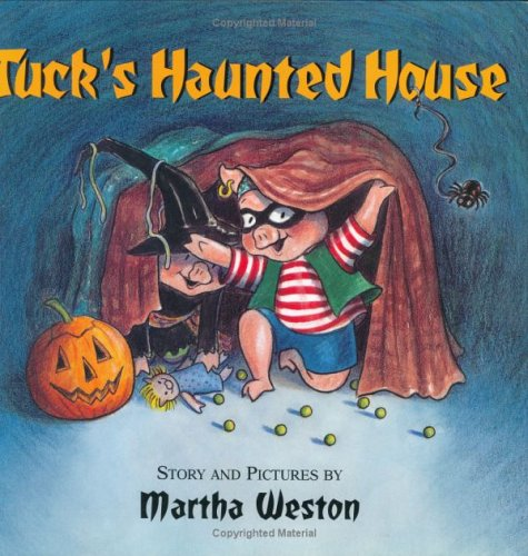 Tuck's Haunted House -