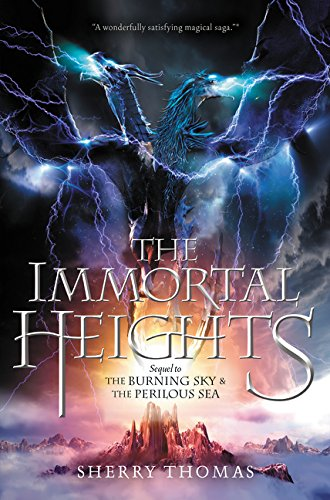 The Immortal Heights (Elemental Trilogy)