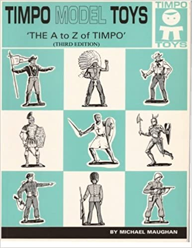 The A to Z of TIMPO by Mr Michael Maughan (2015-10-25)