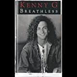 Kenny G: Breathless Cassette NM Canada Arista 07822 18646-4