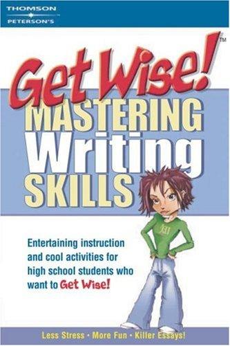 Get Wise! Mastering Writing Skills pdf