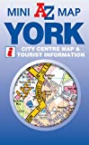A-Z York Mini Map (A-Z Mini Map)