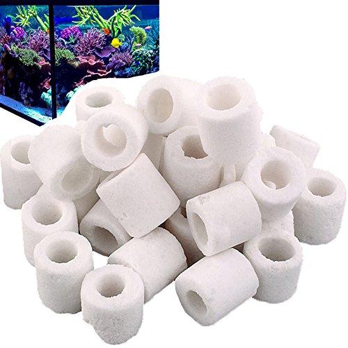 accesoriosdelagua Anillos de Ceramica 1kg en Bolsas - Anillos Ceramica Cristal: Amazon.es: Productos para mascotas