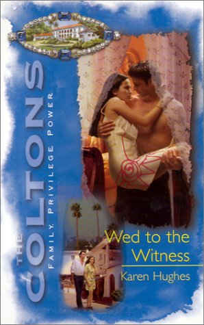 Read Online The Coltons: Wed to the Witness pdf