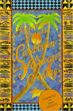 Book Caribbean and African Cooking