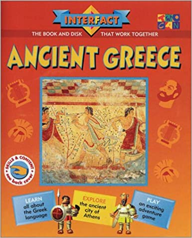 Book Ancient Greece (Interfact)