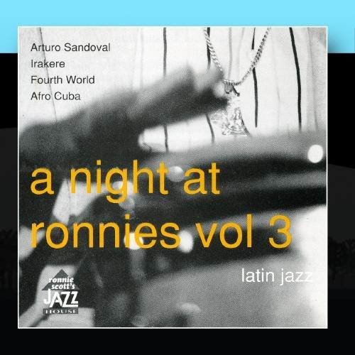 A Night at Ronnie - 3 Scott's Super intense safety SALE Volume