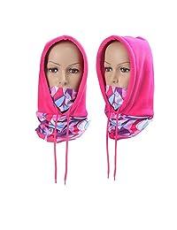 ThreeH Unisex Balaclava Microfiber Polyester Warm Winter Face Cover Ski Mask FM03