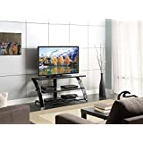 Whalen Furniture Camarillo 3-in-1 TV Stand and Entertainment Console, 50-Inch