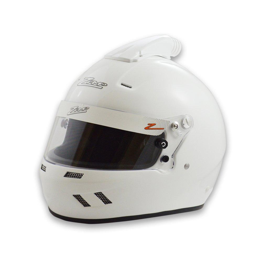 Zamp RZ-58 TOP AIR Snell SA2015 Helmet White X-Large