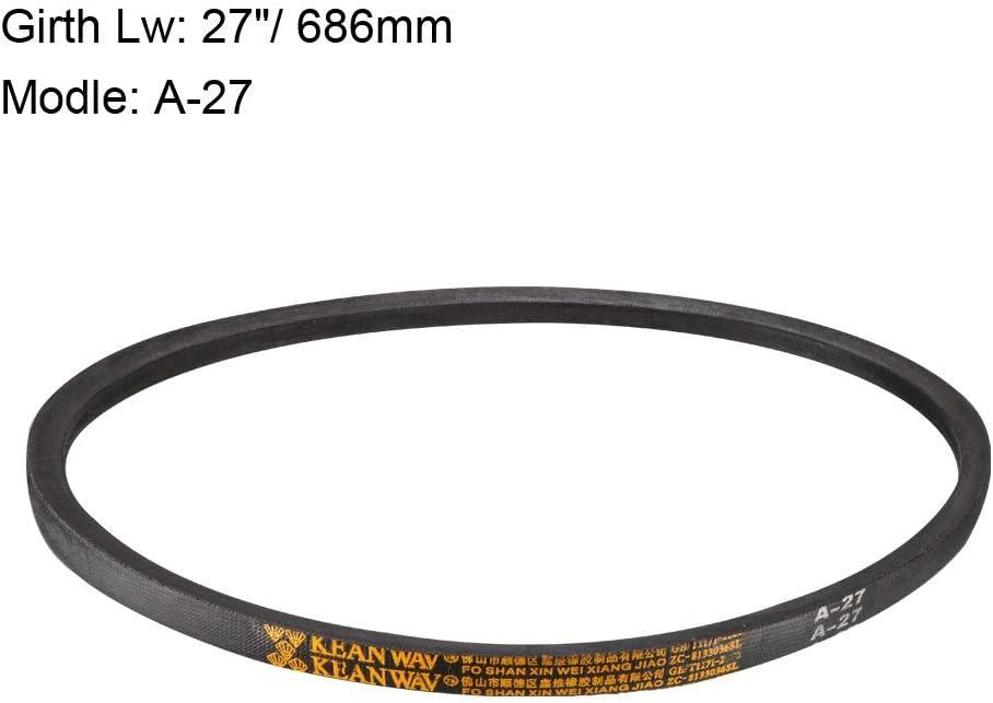 A-22 Drive V-Belt Girth 22-inch Industrial Power Rubber Transmission Belt
