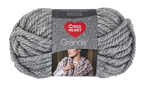 RED HEART Grande Yarn, Foggy ()
