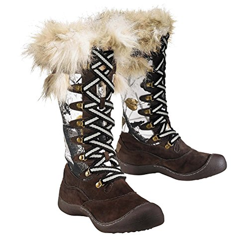 Legendary Whitetails Women's Arctic Snow Boots Brown 9 by Legendary Whitetails (Image #5)